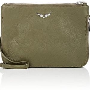 Zadig & Voltaire Clyde Leather Crossbody Bag